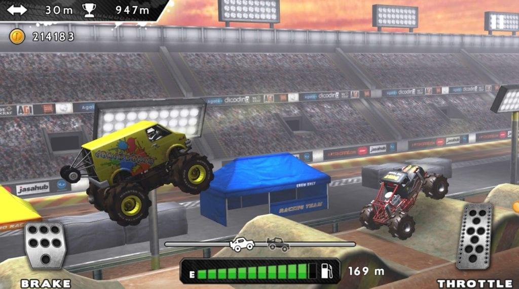 Extreme Racing Adventure app