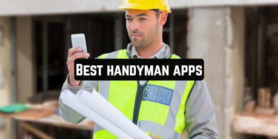 Best handyman apps