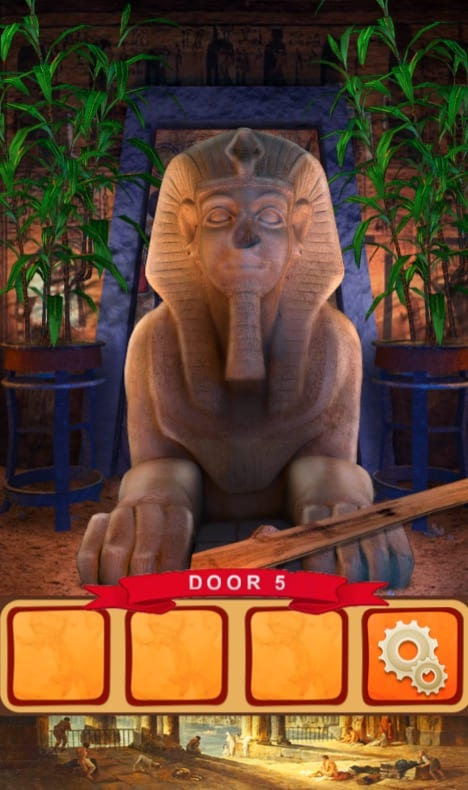 100 doors World Of History app
