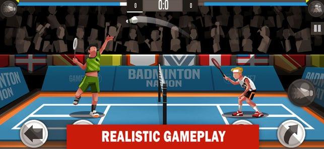 Badminton League app