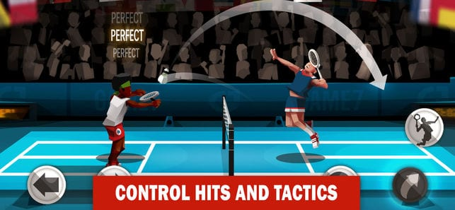 Badminton League review