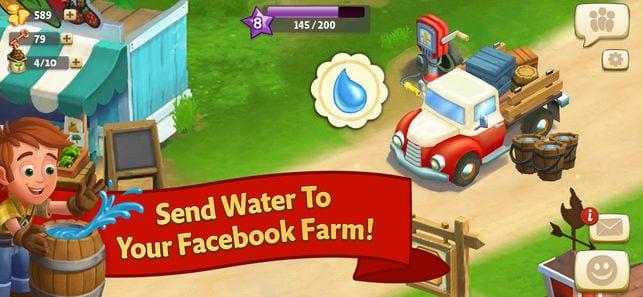 FarmVille 2 app