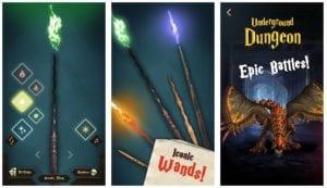 Magic Wands: Wizard Spells