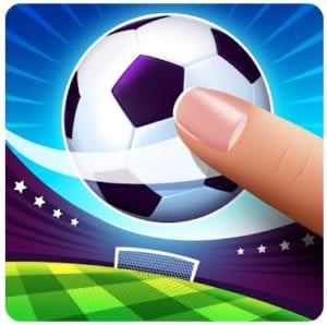 Flick Soccer 19 logo