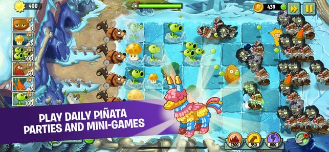 Plants vs. Zombies™ 2 app
