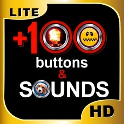 100's of Buttons and Sounds logo