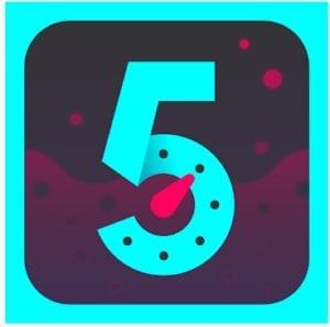 5 Second Rule logo