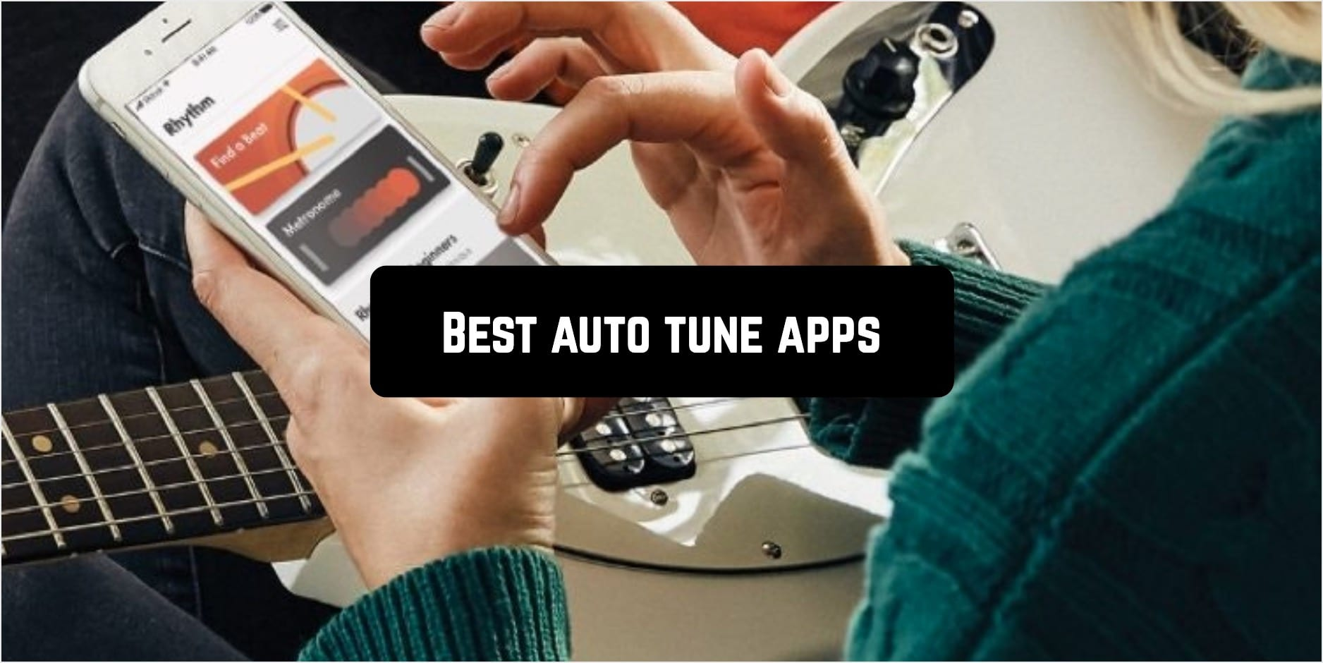 Best auto tune apps