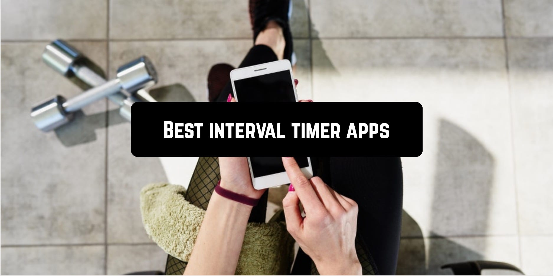 Best interval timer apps