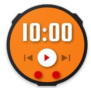 Custom Interval Timer logo