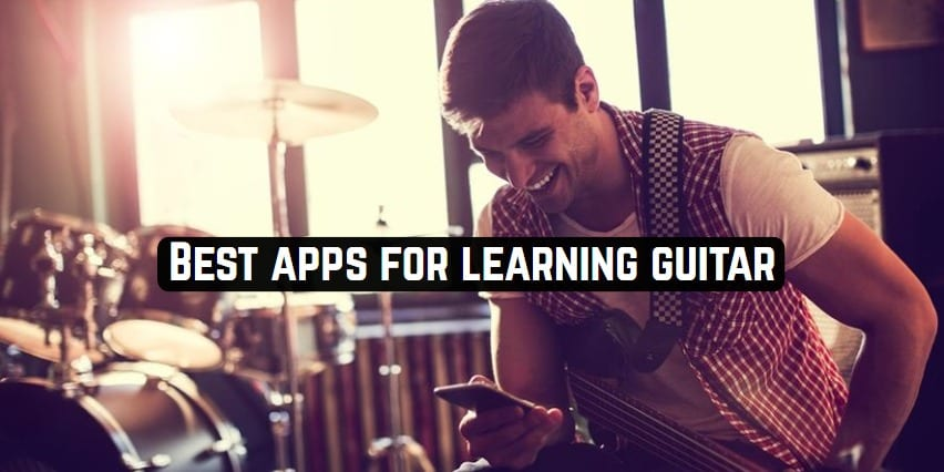 Best apps for learning guitar