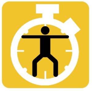 Tabata Timer for HIIT logo