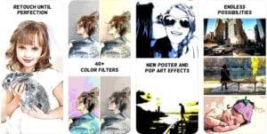 Clip2Comic & Caricature Maker