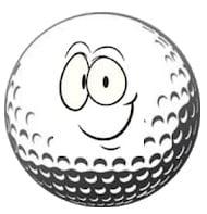 My Lost Golf Balls