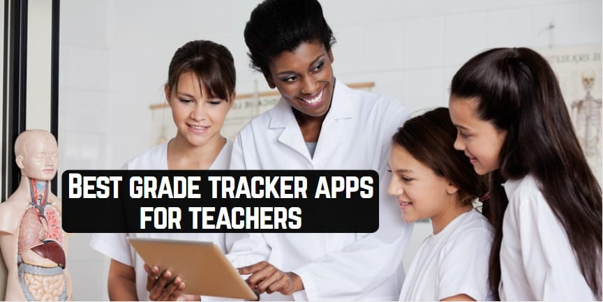 Best grade tracker apps for teachers