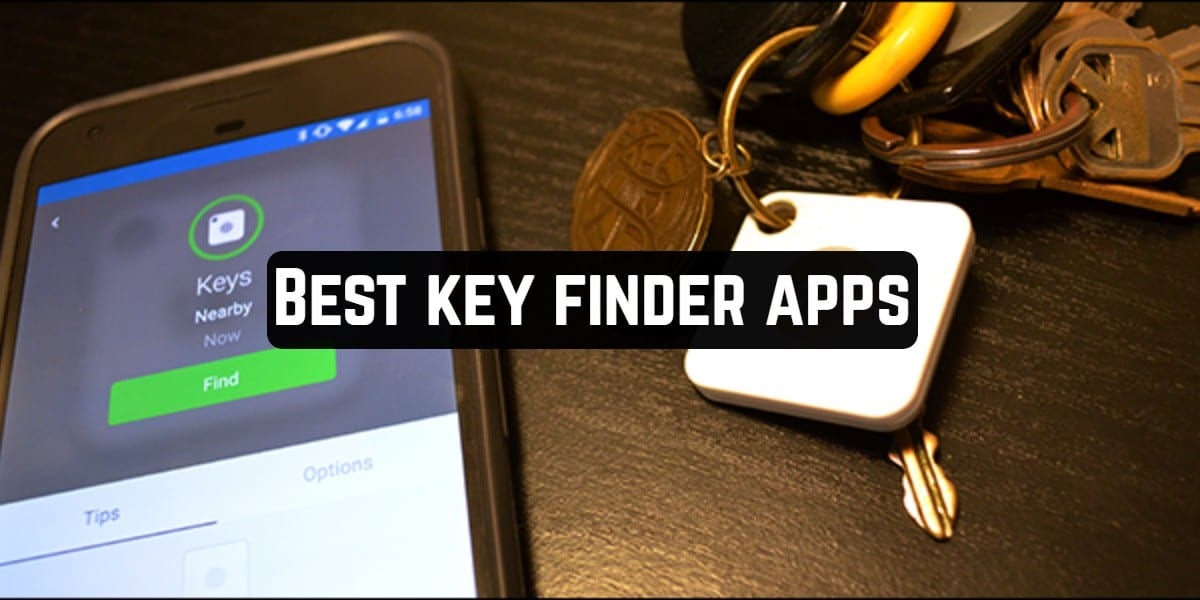 Best key finder apps