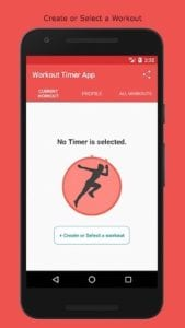 Beautiful Workout Timer - Free