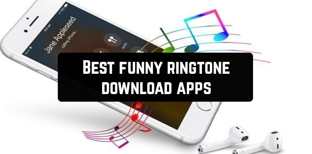 Best funny ringtone download apps