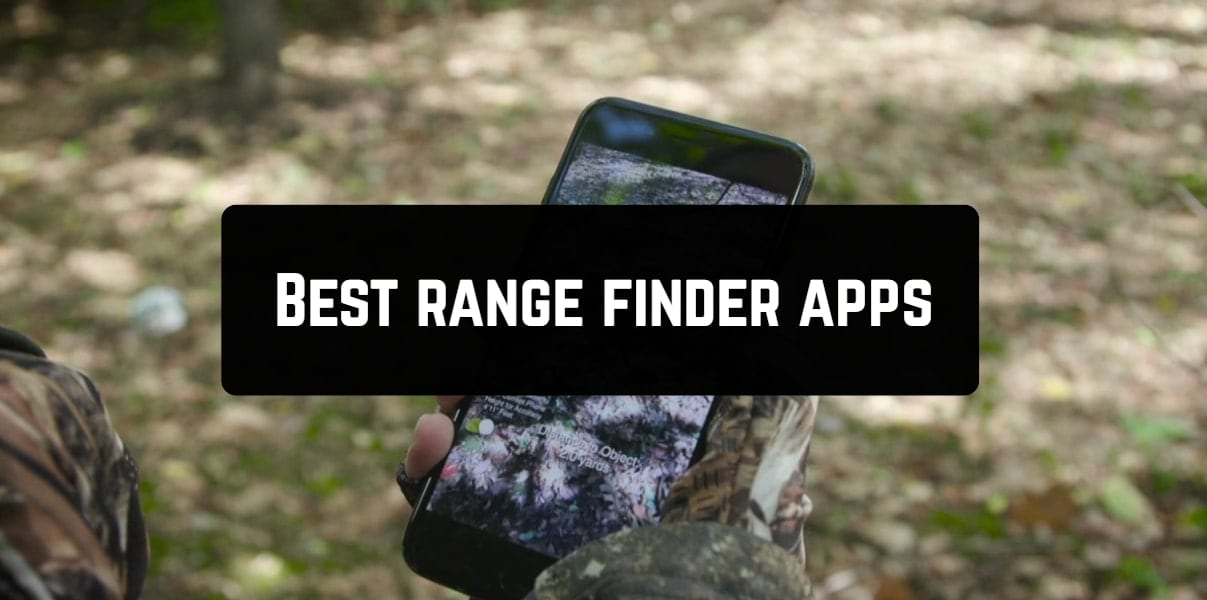 Best range finder apps