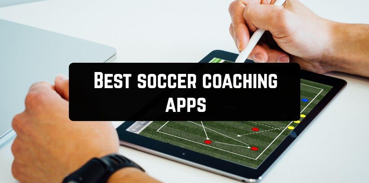 Best soccer coaching apps