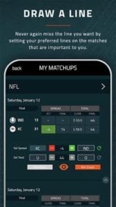 Covers Live – Sports Betting Manager App