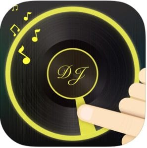 DJ Mixer Studio logo