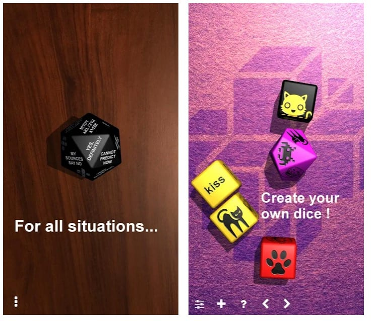 11 Best 3d Virtual Dice Roller Apps For Android Ios App Pearl Best Mobile Apps For Android Ios Devices