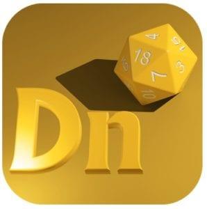 DnDice - 3D RPG Dice Roller logo