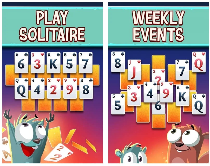 Fairway Solitaire Blast app