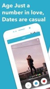 Gaper: Seeking Age Gap Arrangement Dating App