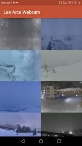 Les Arcs Webcam