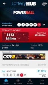 LotteryHUB - Powerball Lottery