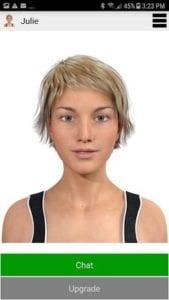 My Virtual Girlfriend Julie - Offline