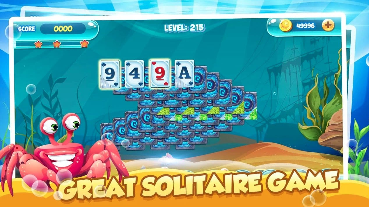 Ocean Fish Solitaire