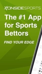 Onside Sports: Scores, Live Odds & Bet Tracking