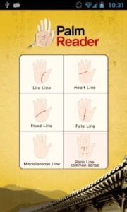 Palm Reader-Palm Line,Reading