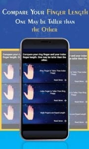 Palmistry #1 Palm reading app to Scan hand Reading