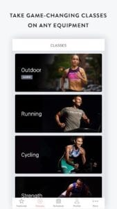 Peloton — Running, strength, HIIT & yoga classes