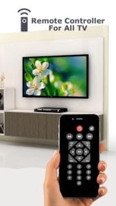 Remote Control for All TV - Universal Remote