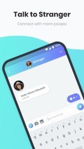 Rilier App: Chat with strangers