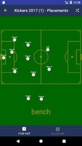 Soccer Coach Team