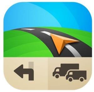 Sygic Truck GPS Navigation logo