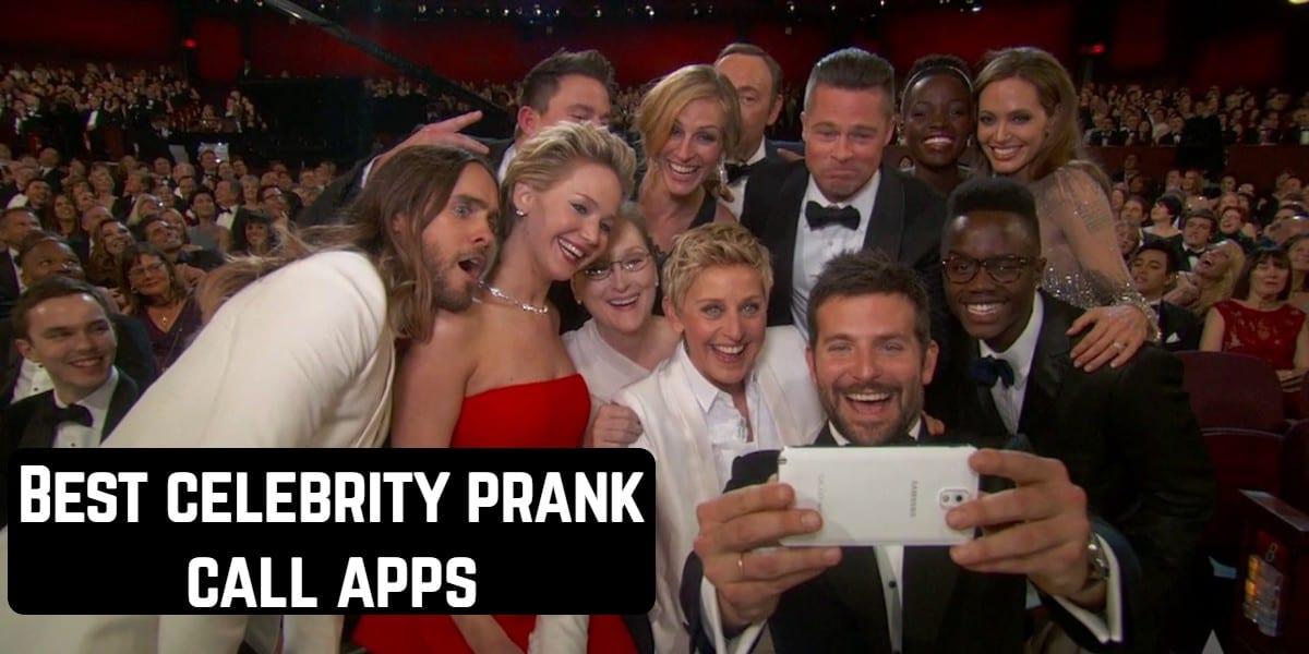 Best celebrity prank call apps