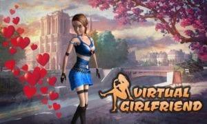 Virtual Girlfriend: Romance With Naughty Girl
