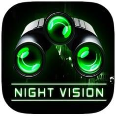 Night Vision Flashlight Thermo