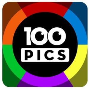 100 PICS Quiz logo