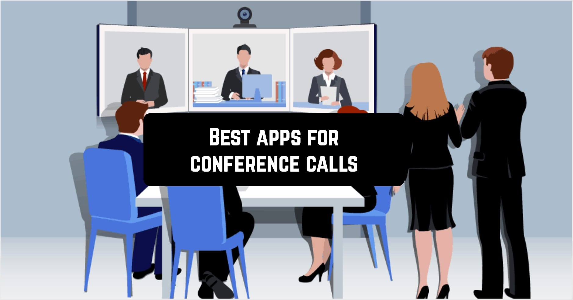 Best apps for conference calls
