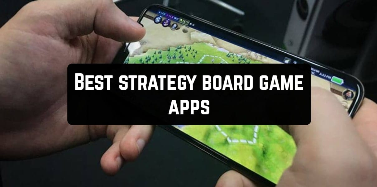 Best strategy board game apps