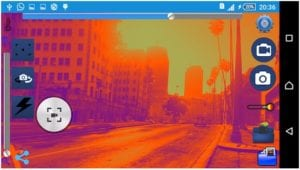 Thermal Camera FX : HD Effects Simulation