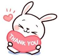 WAStickerApps - Cute Bunny Stickers
